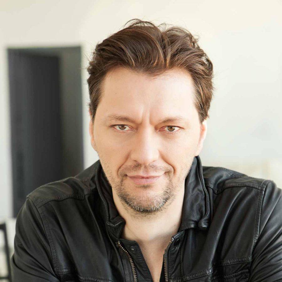 Portrait Hugo Giroux